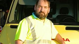 Het loon van een hulpverlener-ambulancier?