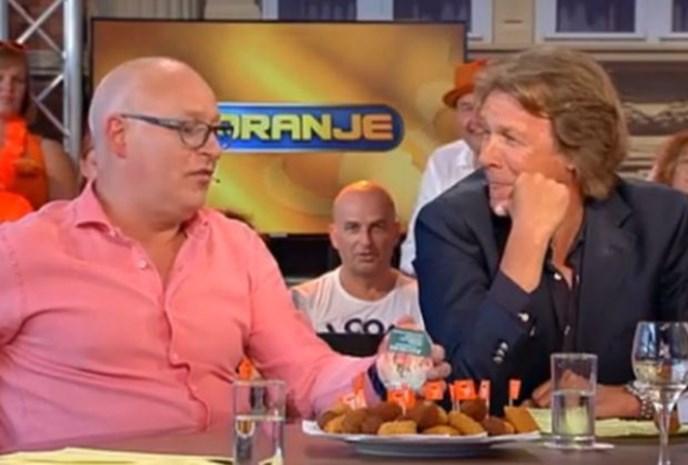 Nederlandse voetbalanalist excuseert zich voor 'kutbelgen'