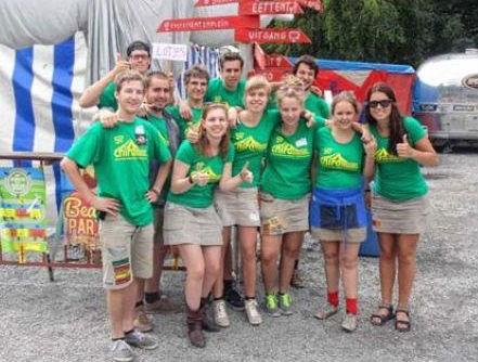 Chiro Heist-Centrum viert vijftigste Chirofeesten