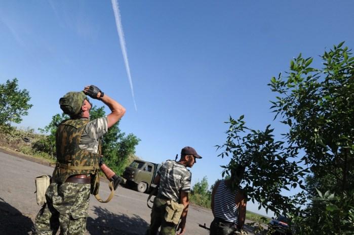 'Rusland haalt Oekraïens gevechtsvliegtuig neer'