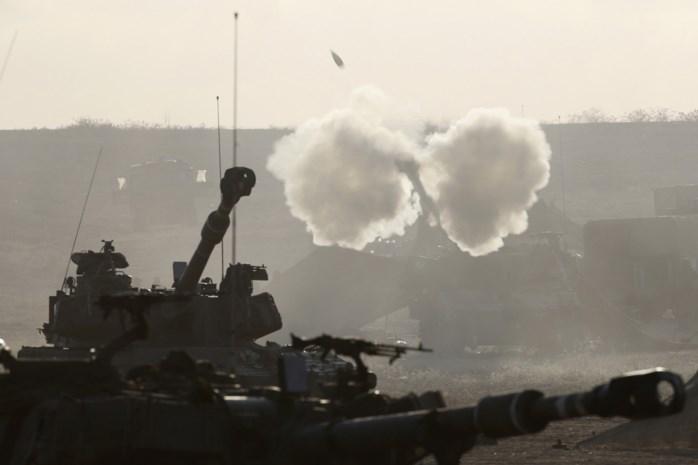 Staakt-het-vuren in Gazastrook houdt niet lang stand