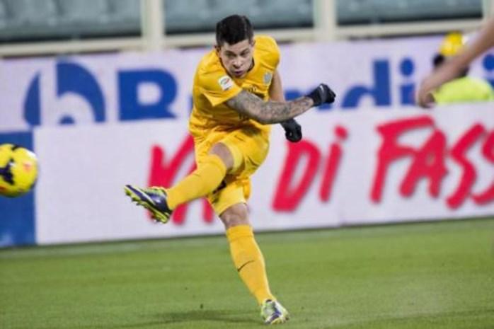 Argentijnse spits Iturbe ruilt Verona voor AS Roma