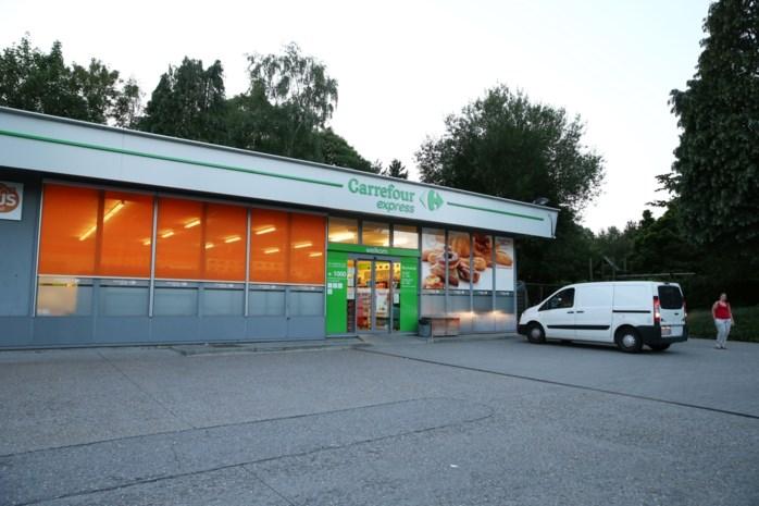 Gewapende overval op supermarkt in Edegem