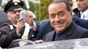 Berlusconi vrijgesproken voor Rubygate