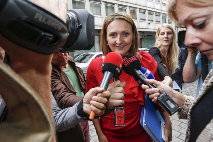 Volg De Persconferentie Over De Vlaamse Regeringsvorming