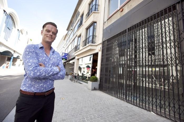 Eerste winkel A.F. Vandevorst opent aan Lombardenvest