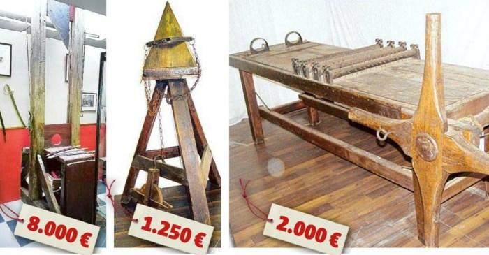 Koop eens een guillotine