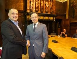 Fons Duchateau vervangt Homans als schepen in Antwerpen
