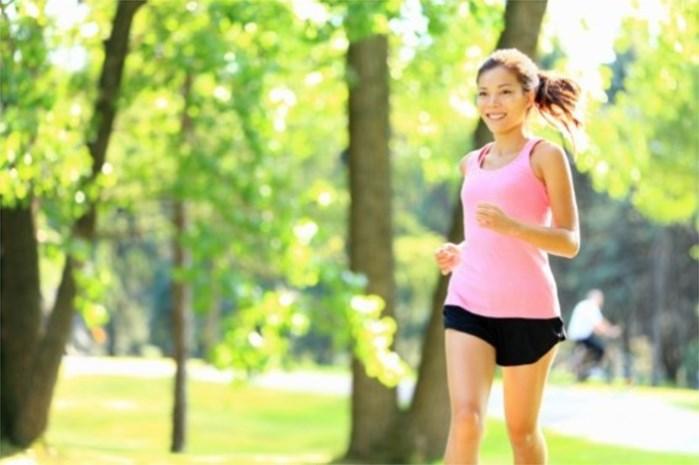 Vijf minuten lopen is genoeg om langer te leven