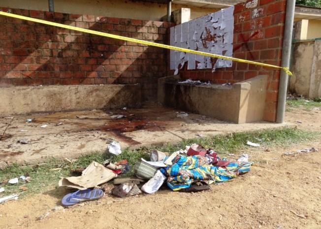 Meisje (10) met bommengordel opgepakt in Nigeria