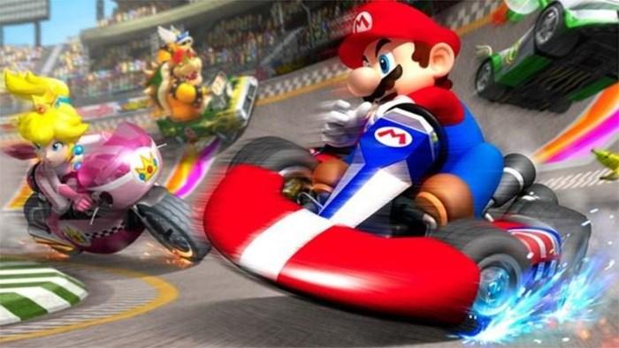 """""""Mario Kart"""" rijdt Nintendo niet uit de rode cijfers"""