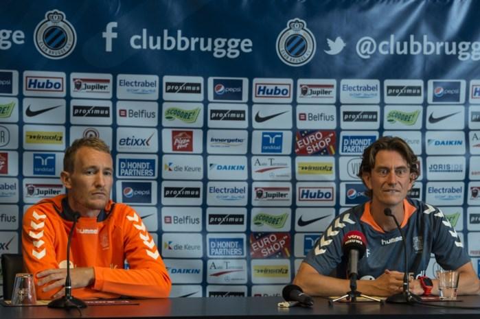 Bröndby-coach ziet Club Brugge als favoriet