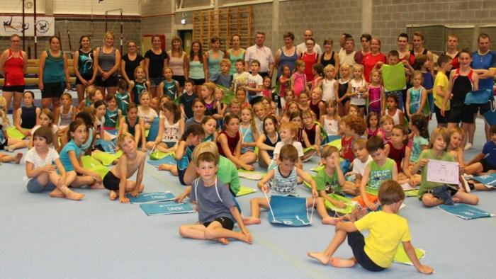 Turnkring Arduas organiseert eerste gymkamp
