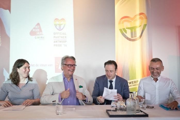 Conchita Wurst wel, Bart De Wever niet op Antwerp Pride