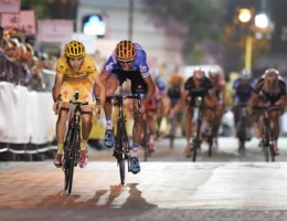 Nibali wint na-Tourcriterium van Lommel