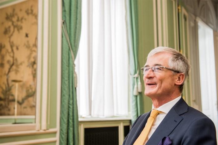 Minister-president Bourgeois kan nog niet verhuizen naar Martelaarsplein