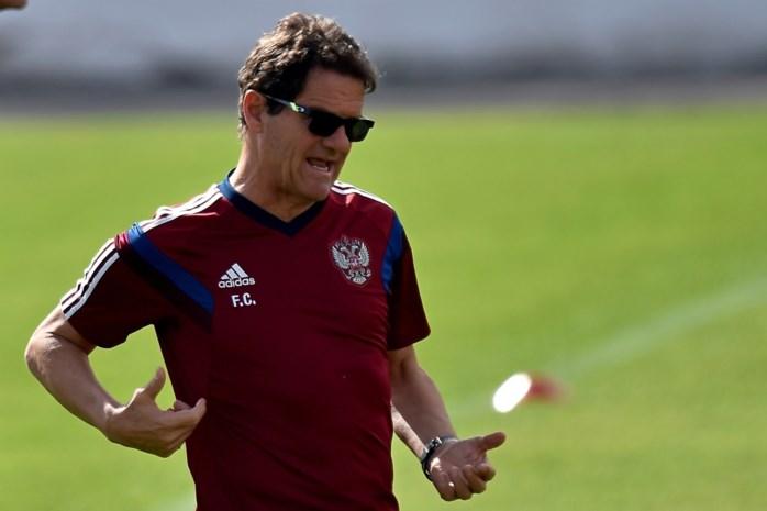 Fabio Capello blijft Russisch bondscoach