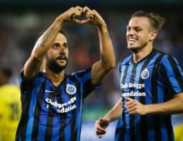 Sterke Vazquez loodst Club Brugge naar simpele zege