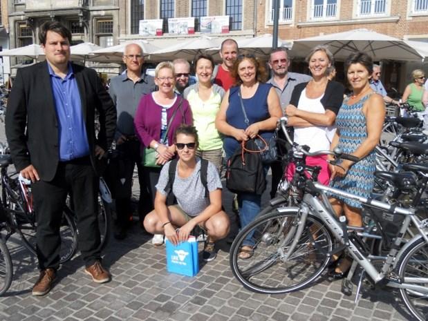 2250ste deelnemer aan Cycling Dinner