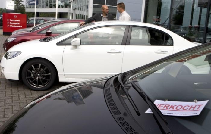 Ruim 35.000 nieuwe personenwagens ingeschreven in juli
