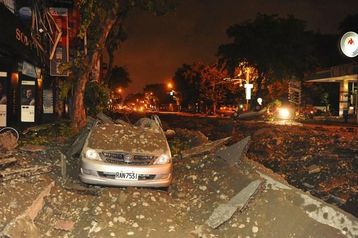 Minstens 24 mensen omgekomen bij gasexplosie in Taiwan