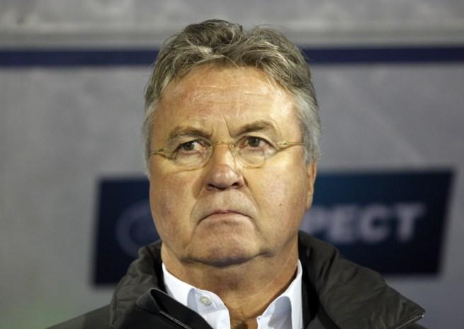 Hiddink voorgesteld bij Oranje: 'Topcoach van eigen bodem'