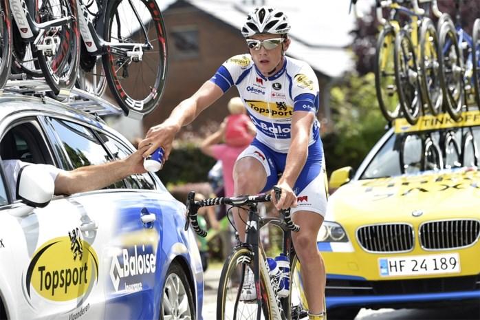 Lefevere haalt Yves Lampaert naar Omega Pharma-Quick.Step