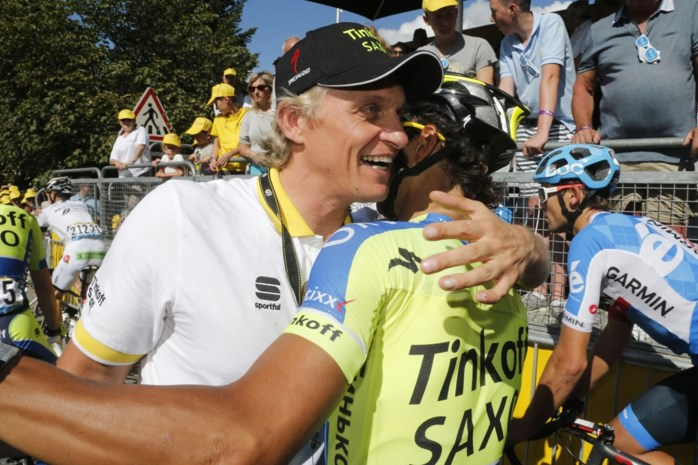 Oleg Tinkov wil UCI voor de rechter slepen
