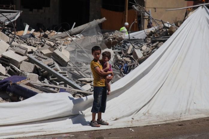 VN-secretaris-generaal hoopt op langdurig bestand in Gaza