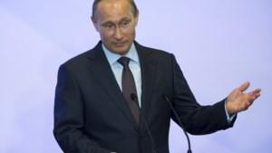 Poetin: 'Rusland zal alles in het werk stellen om bloedvergieten in Oekraïne te stoppen'