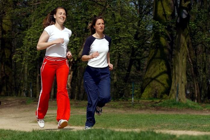 Sporten doet je sneller aan lief raken