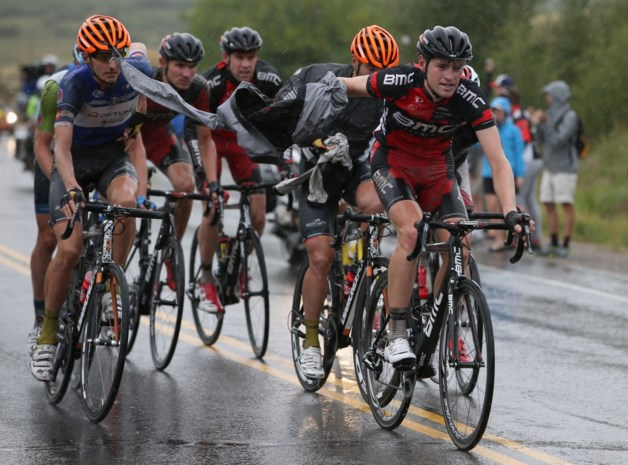 Ben Hermans tweede in USA Pro Challenge