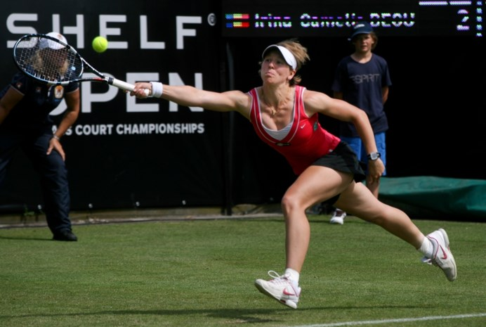 Geen US Open voor An-Sophie Mestach