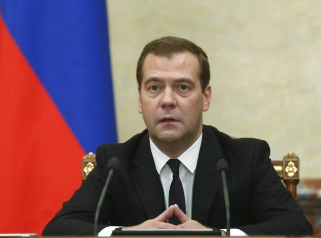 Russische premier versoepelt sanctielijst