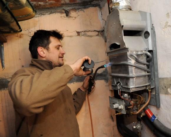 Verwarmingsketels Woonhaven nu al opgestart