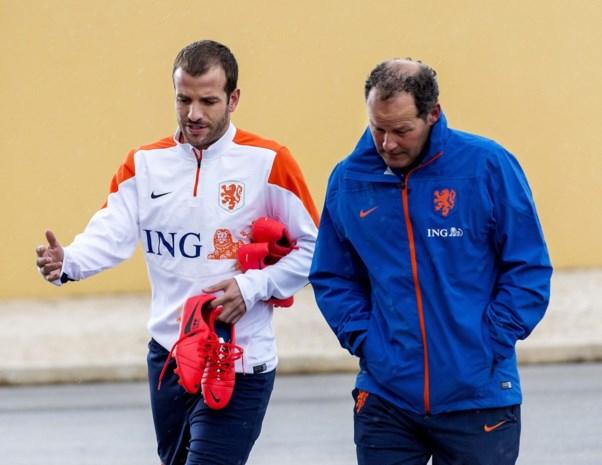 Van der Vaart keert terug bij Oranje