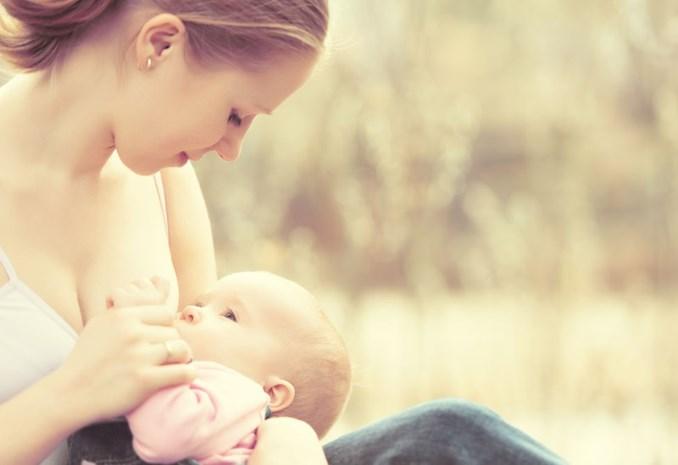 Mama's die geen borst kunnen geven, zijn vaker depressief