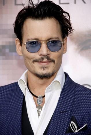 Johnny Depp en dochter samen in nieuwe film