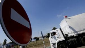 Russisch hulpkonvooi doet ook in Westen stof opwaaien