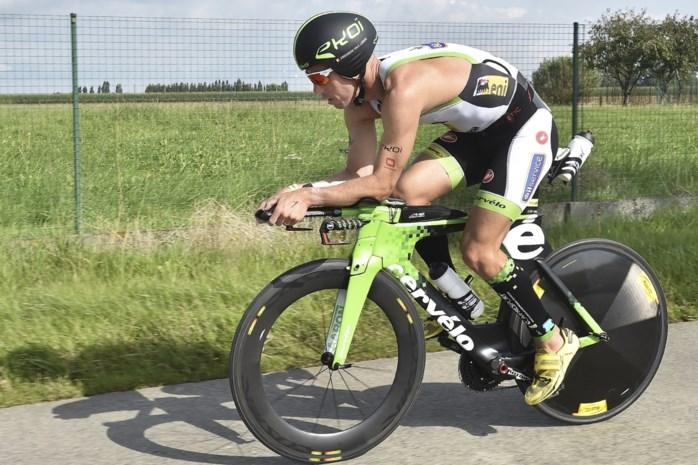 Frederik Van Lierde wint halve triatlon van Deinze