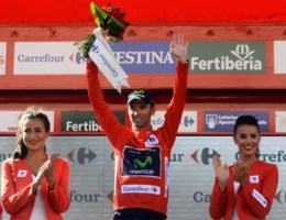 Alejandro Valverde: 'Onverwachte rode trui'