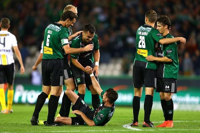 Cercle behaalt eerste overwinning tegen B-team Lokeren