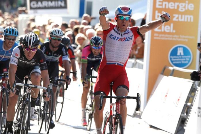 Kristoff klopt Cavendish en Kittel in Vattenfall Cyclassics