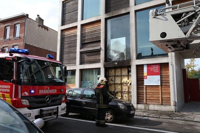 Brand veroorzaakt rookschade in Jongeren Competentie Centrum