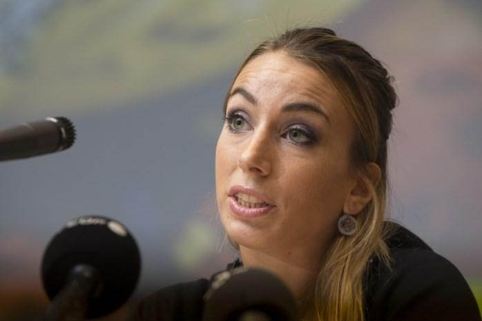 Positieve Charline Van Snick dient klacht in wegens poging tot vergiftiging