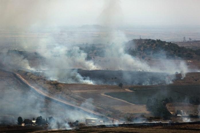 Syrische rebellen veroveren passage naar Golanhoogte