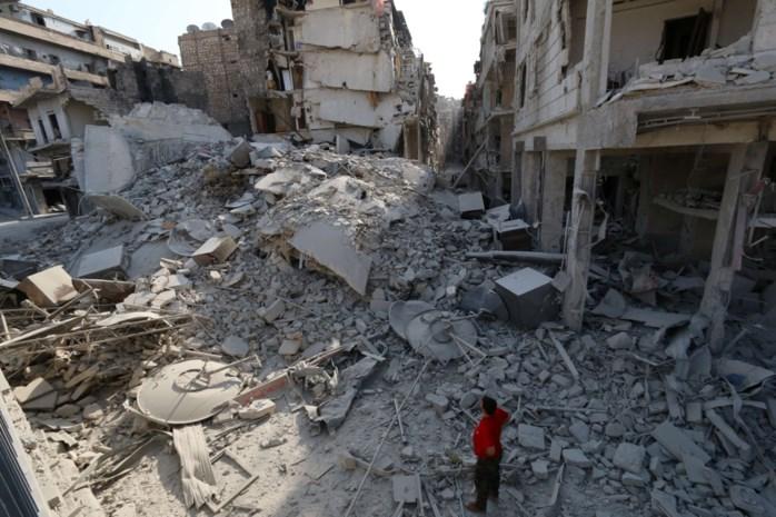 'Syrische regering gebruikte chemisch arsenaal tegen burgers'