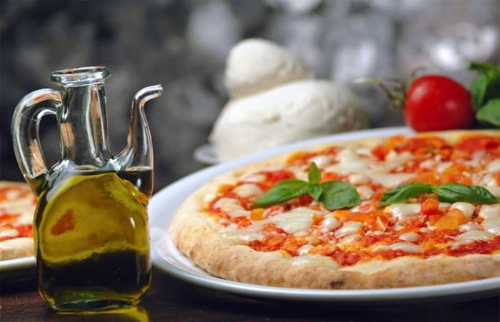 'Mozzarella is de beste kaas voor pizza'
