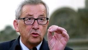 Plooit België onder druk Juncker?