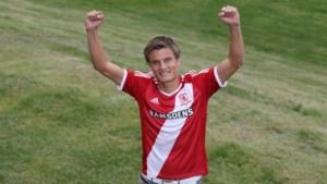 Jelle Vossen heeft zijn transfer eindelijk beet